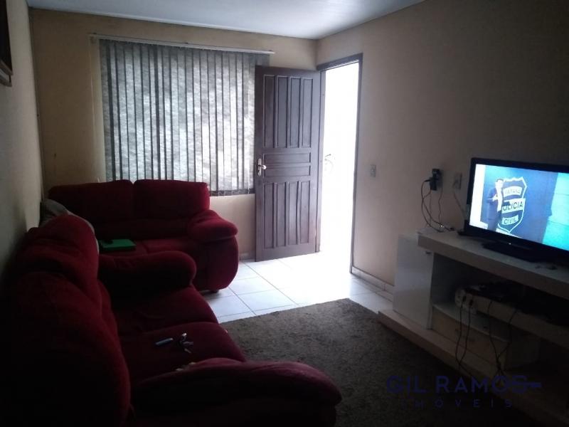 Casa 2 quartos em condomínio próximo ao Hospital Rocio