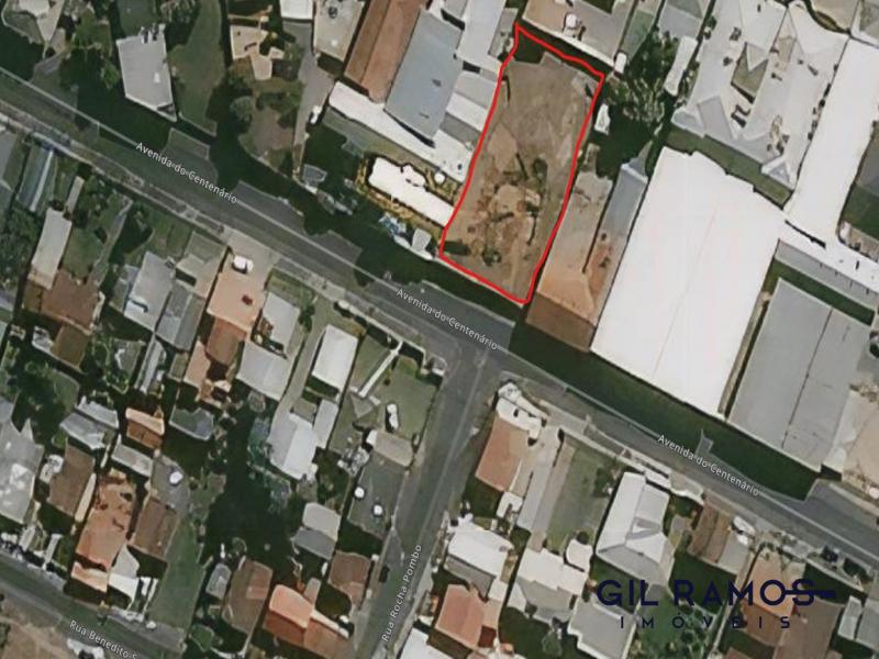 Terreno Central 23,5 x 50 - Documentado pronto para construir