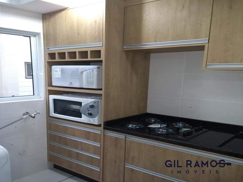 Apartamento 2 quartos Mobiliado - Res. Dallas - 2 vagas