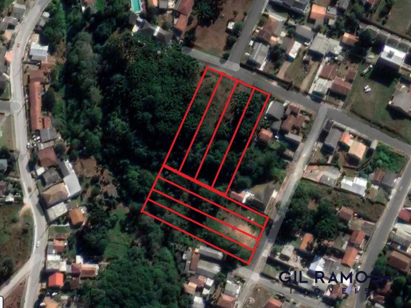 Terreno Urbano Bairro Aparecida 8x70 - 560m2